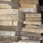 Storing my Pallet Wood Planks
