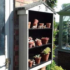 Auricula Theatre Built with Pallet Wood