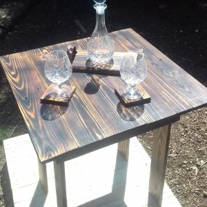 Upcycled Pallet Wood Occasional Table