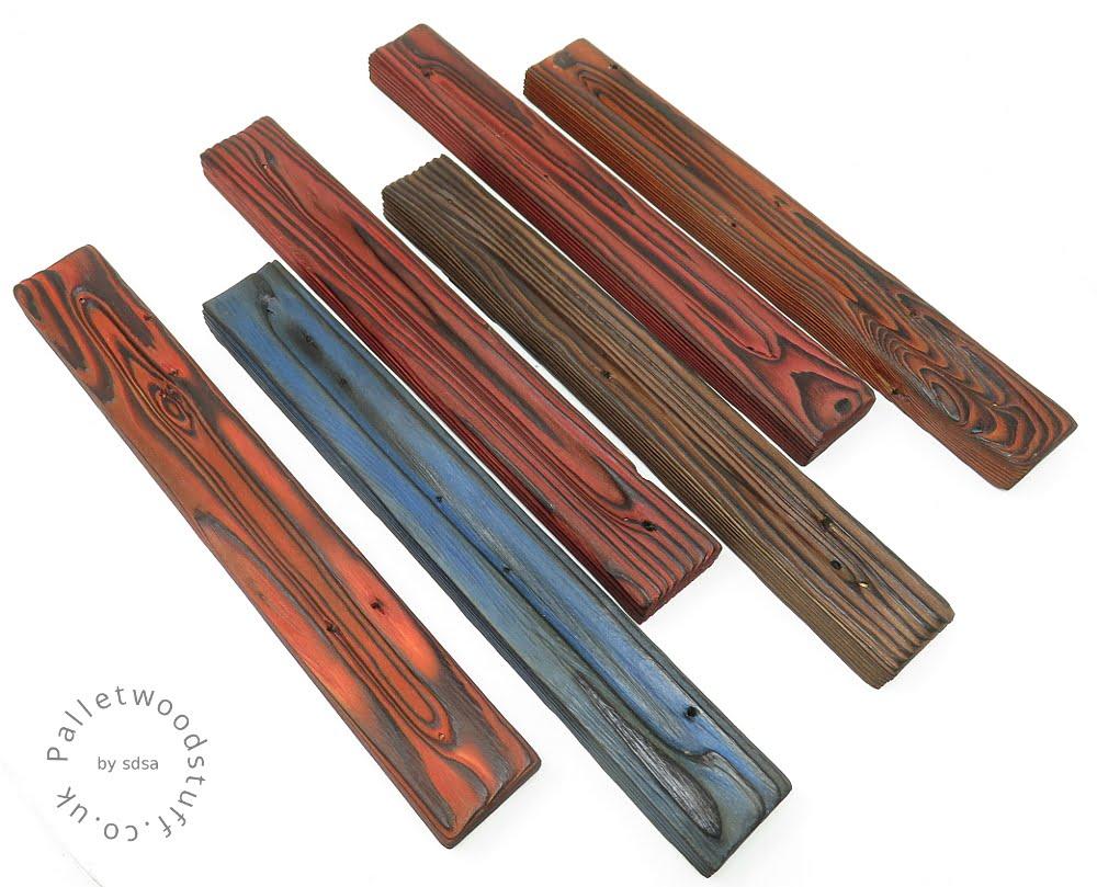 Reclaimed Wood Incense Burner