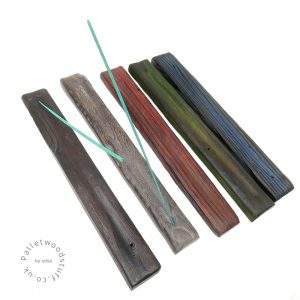 Reclaimed Wood Incense Burners