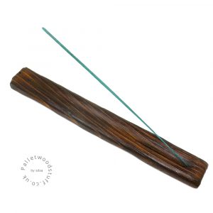 Reclaimed Wood Incense Burner 06 | Honey