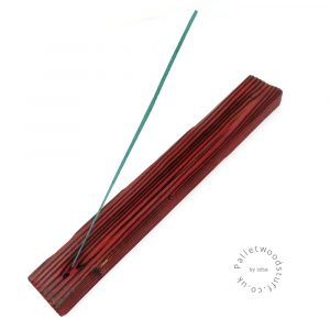 Reclaimed Wood Incense Burner 10 | Ruby