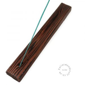 Reclaimed Wood Incense Burner 13 | Earth