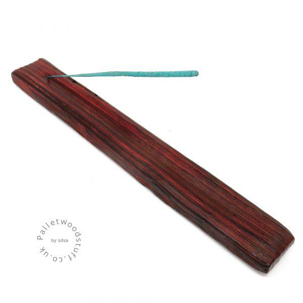 Reclaimed Wood Incense Burner 14 | Ruby